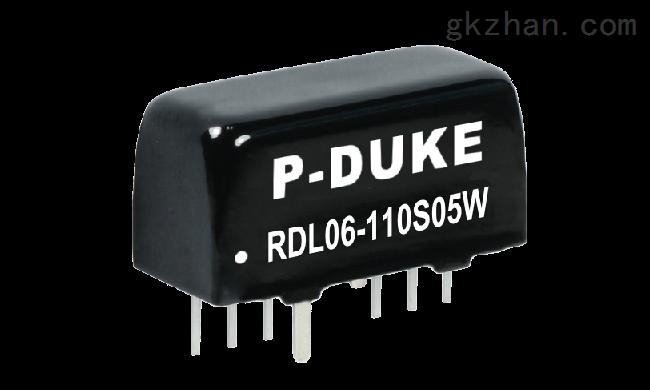 P-DUKE直插電源RDL06-24S12W RDL06-24S05W