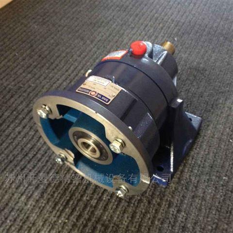 汇川伺服减速机HF300-4.26-2KW三亚减速器