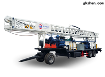 BZT600D拖车式水井钻机