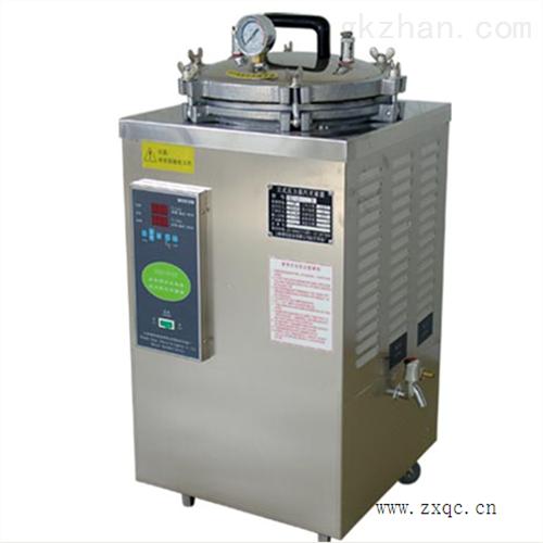 中西立式高压灭菌器/立式压力蒸汽 现货