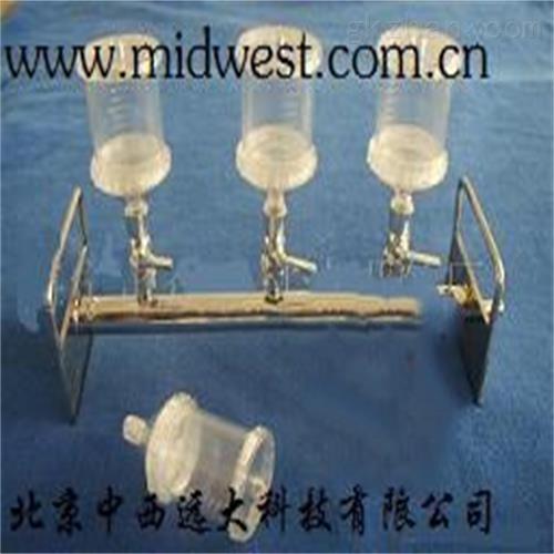 薄膜过滤器(3联带泵) 现货