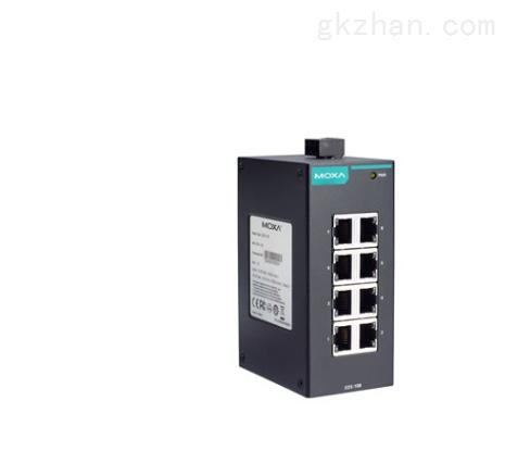 EDS-108 系列8 端口入门级非网管型以太网交换机