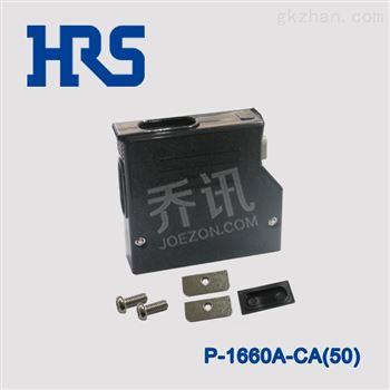 广濑黑色尼龙支架P-1660A-CA(50)角型连接器