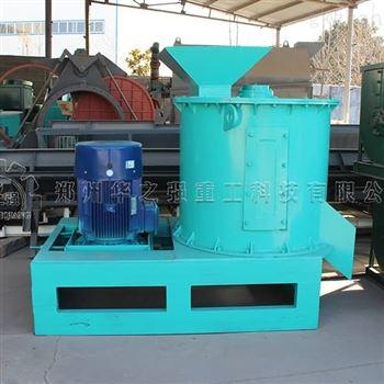 华之强有机肥设备半湿物料粉碎机生产线