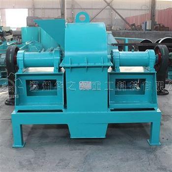 华之强有机肥设备笼式粉碎机生产线