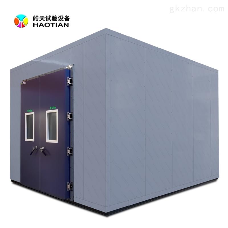 大型步入式恒温恒湿箱测试电池包