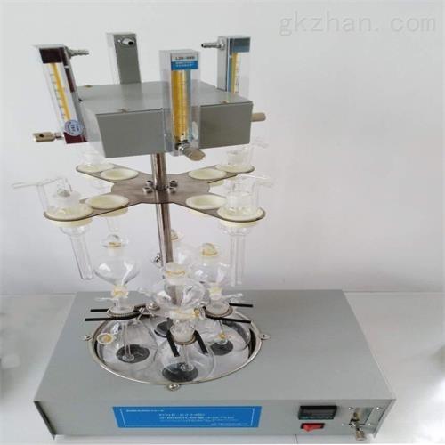 水质硫化物-酸化吹气仪 现货