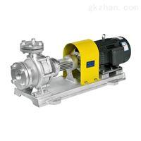 联轴式热油泵