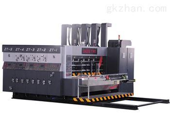 HQYKM高速印刷開槽機