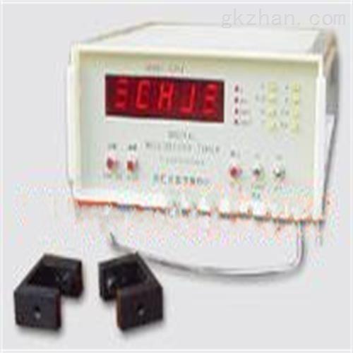 存贮式数字毫秒计 仪表