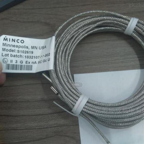 进口minco热电阻S101733PD3S40