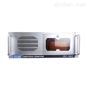 IPC-660GITSTAR集特雙網口工控機研華AIMB-705主板
