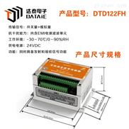 猪产房温湿度无线远程监控系统