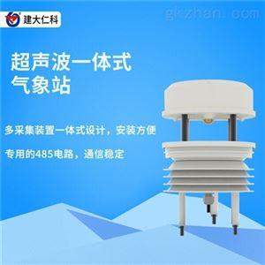 RS-FSXCS-N01-1建大仁科 一体式超声波风速风向传感器