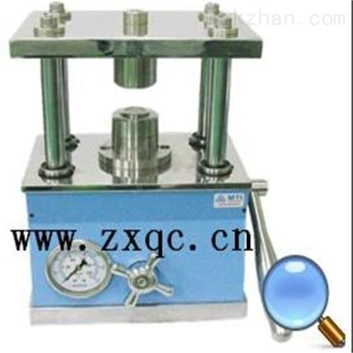 小型液压纽扣电池封装机 仪表