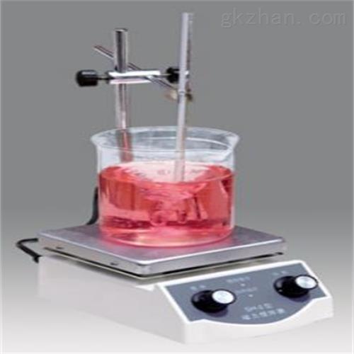 加热式磁力搅拌器 仪表