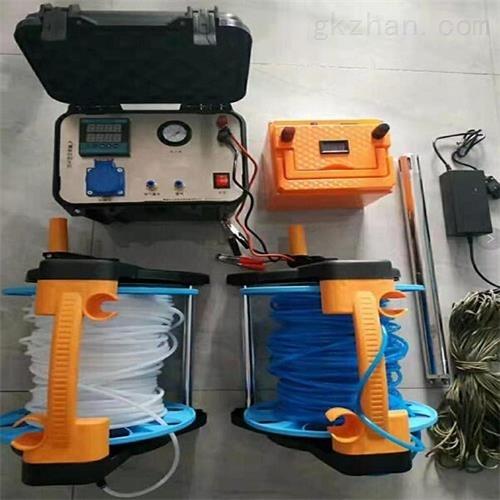 微洗井气囊泵采样器 仪表