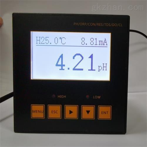 PH在线检测仪 仪表