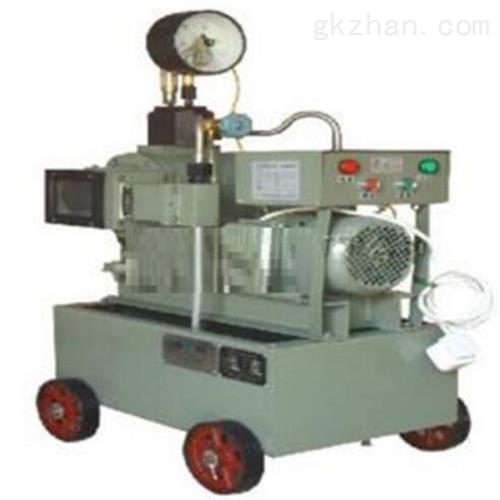 电动试压泵 仪表