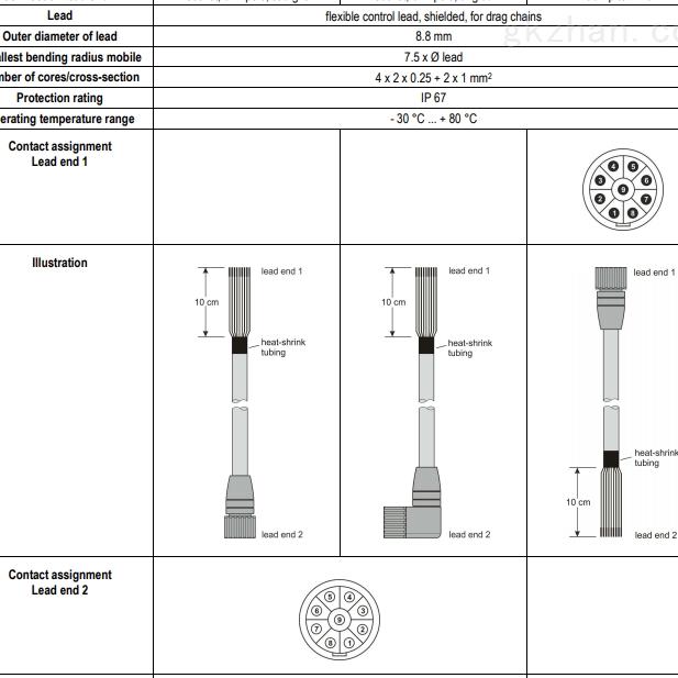德国KLASCHKA /科希卡系列VLG电缆