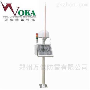 智能雷电预警器在线监测范围30km大气电场仪