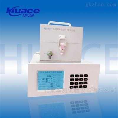 HEST-300精准的绝缘材料电阻率测量仪器