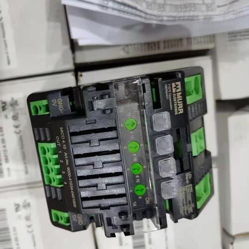 MURR穆尔传感器执行器电缆选型指南