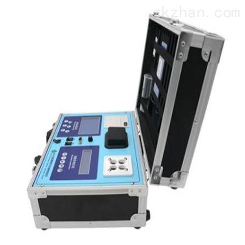 便携式五合一水质分析仪 仪表