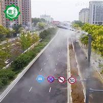 浙江萧山路灯喷淋设备厂家