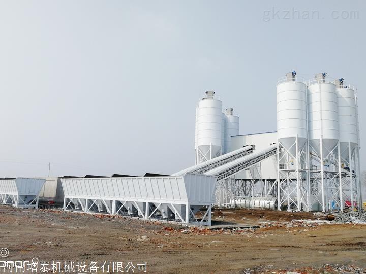 商混搅拌站生产厂家 商品混凝土搅拌站 货源充足