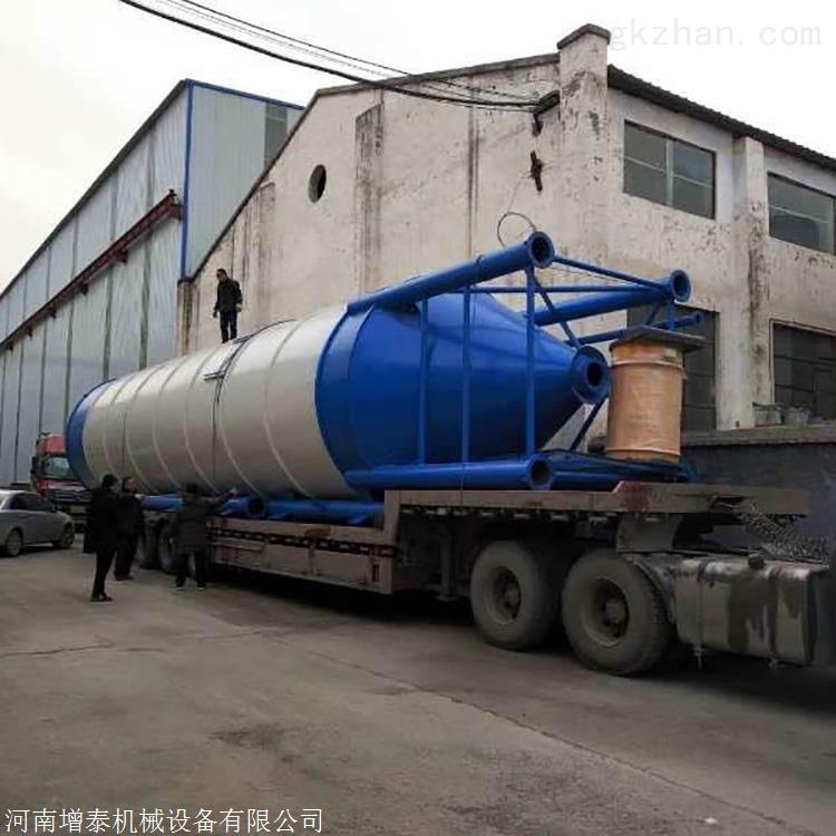 水泥钢板仓生产厂家 智能水泥砂浆罐 质量保证