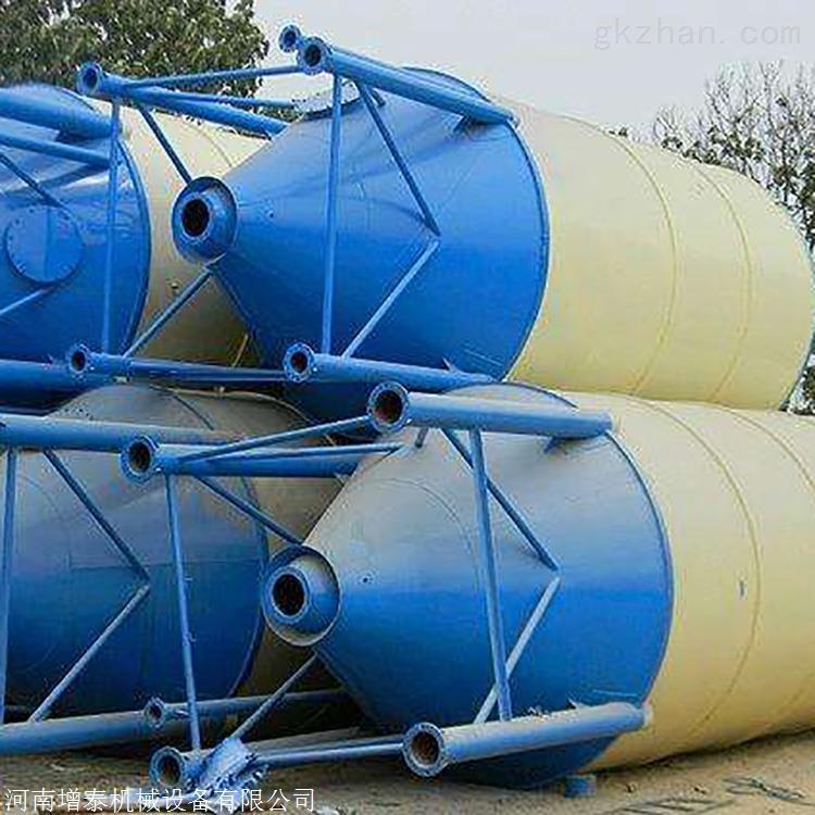散装水泥仓直销厂家 大型分体水泥罐 质量可靠