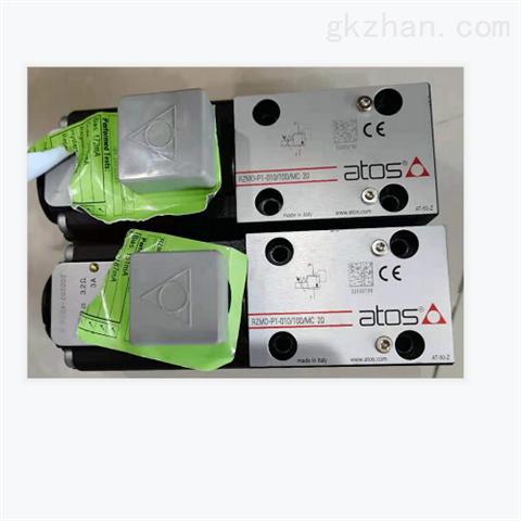 ATOS阿托斯AGAM板式连接溢流阀操作