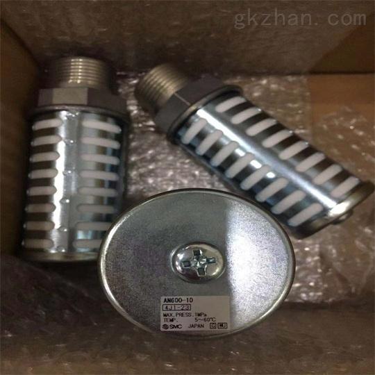日本SMC AN002系列高消声器使用和安装前须知