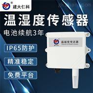RS-WS-NB-2建大仁科 壁挂温湿度传感器 温度湿度监测