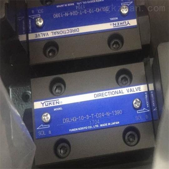 油研YUKEN轴向柱塞泵PV2R1-14-F-RAA-41