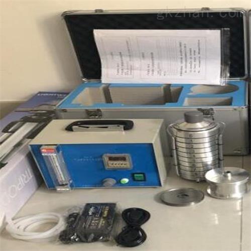 气溶胶粒度分布采样器(中西器材)仪表