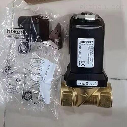 宝德BURKERT气动电磁阀低功率