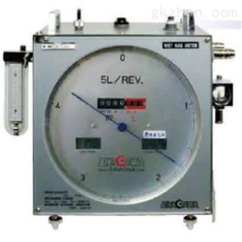 湿式气体流量计(中西器材)仪表