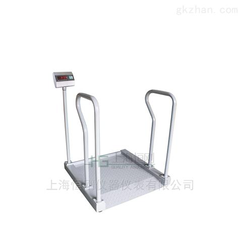 碳钢电子轮椅秤 自动称重去皮轮椅磅