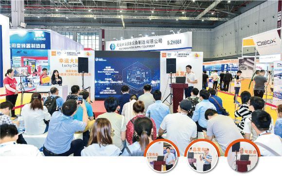 我们十岁啦!上海国际泵阀展十周年巡礼6月暖心来袭