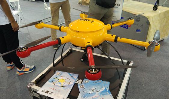 2021年全球无人机行业市场现状与发展趋势分析