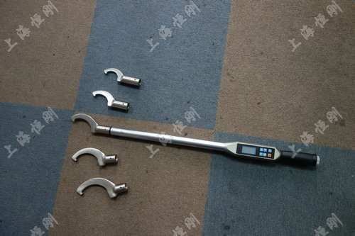 SGSX数显扭力扳手  可换勾型头