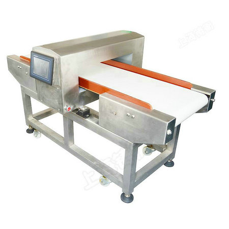 鲜花饼特产金属检测机