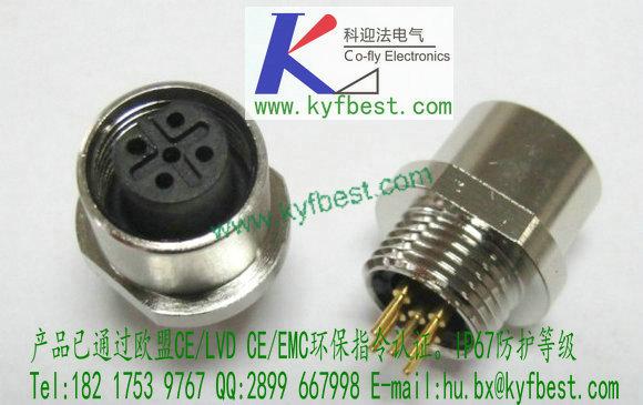 产品芯数:3针3孔、4针4孔、5针5孔、6针6孔、7针7孔、8针8孔、12针12孔。
