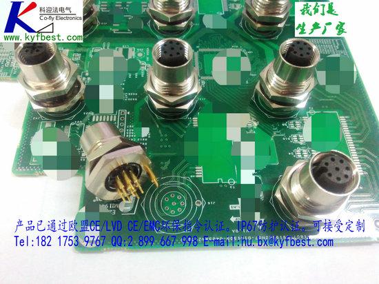 常规配套插头描述 M12圆形接插件4针直头带2米PUR电缆,型号:KYF12J4ZT-L2M.PUR -  插座, 直型, 镀金触点, IP 67 / IP 68 / IP 69K, 环境温度 -20~85, 2 m PUR电缆 M12圆形接插件5针直头带2米PUR电缆,型号:KYF12J5ZT-L5M.PUR -  插座, 直型, 镀金触点, IP 67 / IP 68 / IP 69K, 环境温度 -20~85, 5 m PUR电缆 M12圆形接插件8针直头带2米PUR电缆,型号:KYF12J8ZT-L10M.PUR -  插座, 直型, 镀金触点, IP 67 / IP 68 / IP 69K, 环境温度 -20~85, 10 m PUR电缆 M12圆形接插件4孔直头带2米PUR电缆,型号:KYF12K4ZT-L2M.PUR -  插座, 直型 镀金触点, IP 67 / IP 68 / IP 69K, 环境温度 -20~85, 2 m PUR电缆 M12圆形接插件5孔直头带2米PUR电缆,型号:KYF12K5ZT-L2M.PUR -  插座, 直型, 镀金触点, IP 67 / IP 68 / IP 69K, 环境温度 -20~85, 5 m PUR电缆 M12圆形接插件8孔直头带2米PUR电缆,型号:KYF12K8ZT-L2M.PUR -  插座, 直型, 镀金触点, IP 67 / IP 68 / IP 69K, 环境温度 -20~85, 10 m PUR电缆 M12圆形接插件4针L型带2米PUR电缆,型号:KYF12J4WT-L2M.PUR -