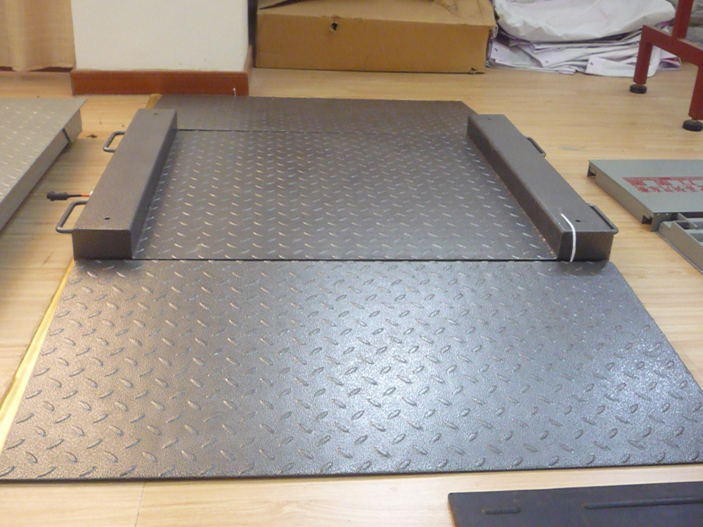 双层超低地磅 可选用不锈钢材质