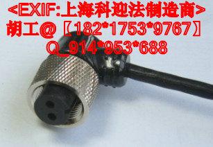 5/8(M16)-90°弯头传感器总线插头芯位有:3针。3孔,4针。4孔,5针。5孔,6针。6孔,8针。8孔