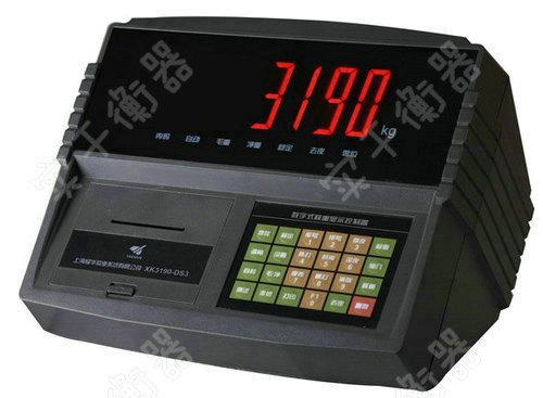 地磅称重计量仪表