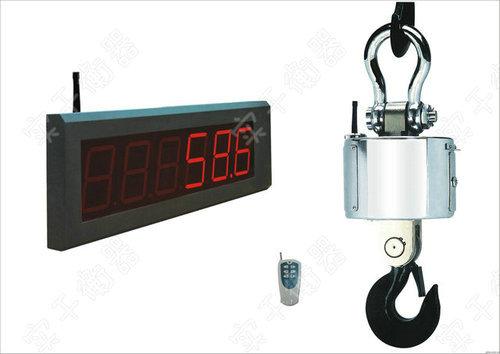 无线电子吊磅